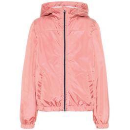 Name it Dívčí šusťáková bunda - růžová