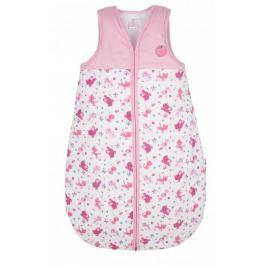 G-mini Dívčí spací pytel Kočička - růžovo-bílý, velikost 70