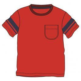 Mix 'n Match Chlapecké tričko - červené