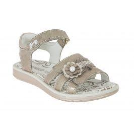 Primigi Dívčí páskové sandály - béžové