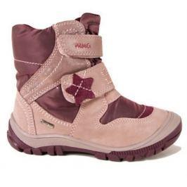 Primigi Dívčí zimní boty - růžové