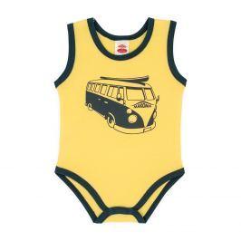 Makoma Chlapecké body Transporter  - žluté