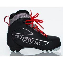 alpina T 5 JR Black/White/Red 30