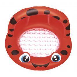 Bestway Nafukovací bazén se stříškou, Červený průměr 97 cm x 66 cm