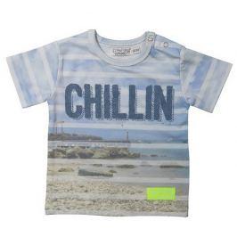 Dirkje Chlapecké tričko Chillion - barevné