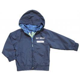 Carodel Chlapecká bunda - tmavě modrá