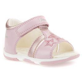 Geox Dívčí sandály Tapuz - růžové