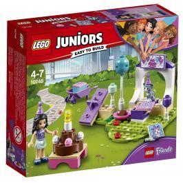 LEGO® Juniors 10748 Emma a oslava pro mazlíčky