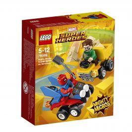 LEGO® Super Heroes 76089 Mighty Micros: Scarlet Spider vs. Sandman