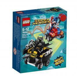 LEGO® Super Heroes 76092 Mighty Micros: Batman™ vs. Harley Quinn™
