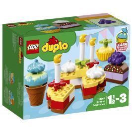LEGO® DUPLO® 10862 Moje první oslava