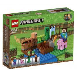 LEGO® Minecraft 21138 Melounová farma