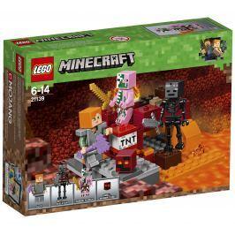 LEGO® Minecraft 21139 Podzemní souboj