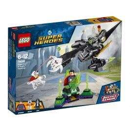 LEGO® Super Heroes 76096 Superman™ a Krypto™ se spojili