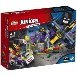 LEGO® Juniors 10753 Joker™ útočí na Batcave