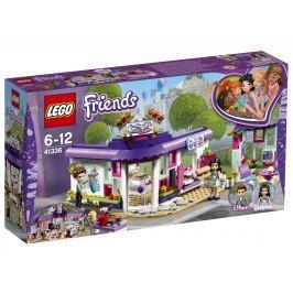 LEGO® Friends 41336 Emma a umělecká kavárna