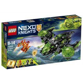 LEGO® NEXO KNIGHTS™ 72003 Běsnící bombardér