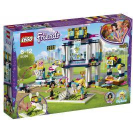 LEGO® Friends 41338 Stephanie ve sportovní aréně