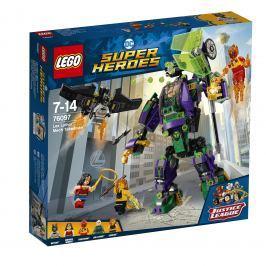 LEGO® Super Heroes 76097 Lex Luthor ™ a zničení robota