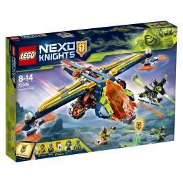 LEGO® NEXO KNIGHTS™ 72005 Aaronův samostříl