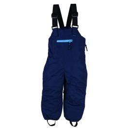 PIDILIDI Dětské lyžařské kalhoty - tmavě modré