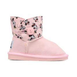 Canguro Dívčí válenky Minnie - růžové