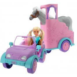 Alltoys Sparkle Girlz - Přívěs pro koně