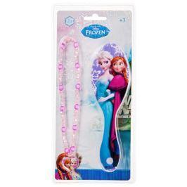 Disney Brand Dívčí sada hřebenu a korálů Frozen