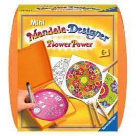 Ravensburger Malá Mandala Květiny