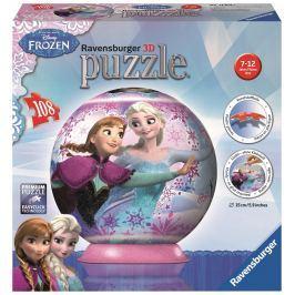 Ravensburger Ledové království Puzzleball 108 dílků