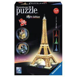 Ravensburger Eiffelova věž (Noční edice) 216 dílků