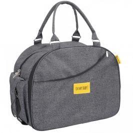 Badabulle přebalovací taška WEEKEND Black