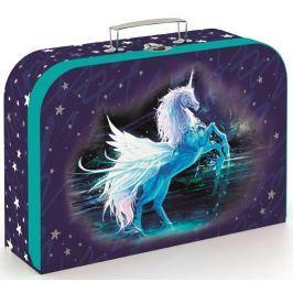 Karton P+P Kufřík lamino 34 cm Unicorn