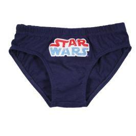 E plus M Chlapecké slipy Star Wars - modré
