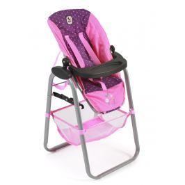 Bayer Chic Jídelní židlička pro panenku, 40