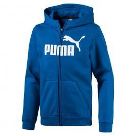 Puma Chlapecká mikina ESS No.1 FZ Hoody - modrá