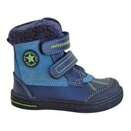 Protetika Chlapecké zimní boty Frenk - modré