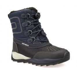 8594437a375 Test Geox Chlapecké zimní boty JR LT Himalaya - tmavě modré