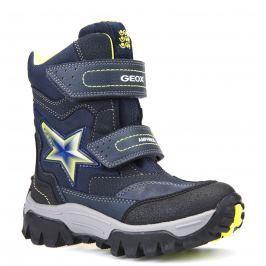Test Geox Chlapecké zimní boty JR LT Himalaya - tmavě modré 691c8a8ae2