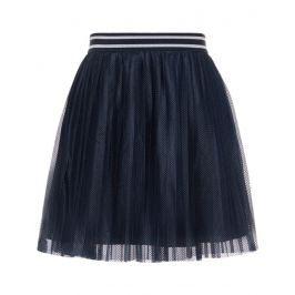c8b388630ac Detail zboží · Name it Dívčí plisovaná sukně - tmavě modrá