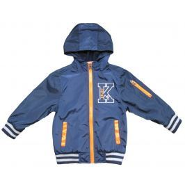 Carodel Chlapecká bunda - modro-oranžová