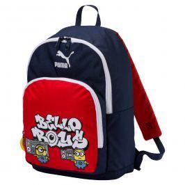 Puma Chlapecký batoh Mimoni - modro-červený