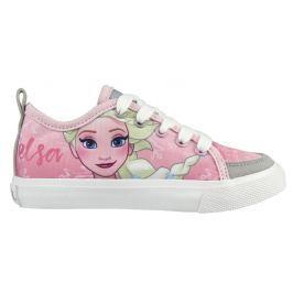 Disney Brand Dívčí tenisky Frozen - růžové