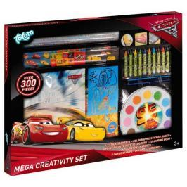 Cars Mega kreativní set Cars 3