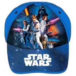 E plus M Chlapecká kšiltovka Star Wars - modrá