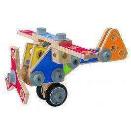 Hape Toys Malý stavitel set Master