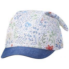 Broel Dívčí kšiltovka/šátek Florena  - světle modrý