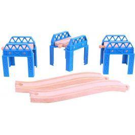 Bigjigs Set mostní konstrukce