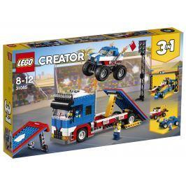 LEGO® Creator 31085 Mobilní kaskadérské představení
