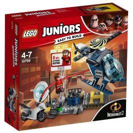 LEGO® Juniors 10759 Elastižena: pronásledování na střeše
